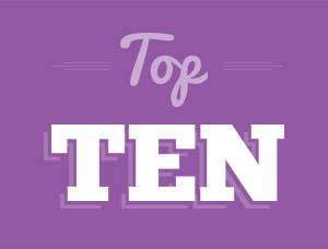 Top Ten on booking a professional speaker for your event...